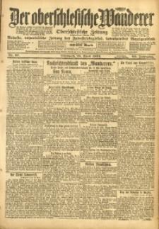 Der Oberschlesische Wanderer, 1920, Jg. 93, Nr. 97