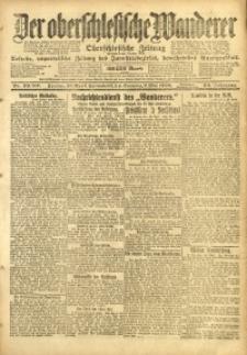 Der Oberschlesische Wanderer, 1920, Jg. 93, Nr. 99/100
