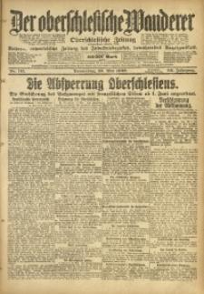 Der Oberschlesische Wanderer, 1920, Jg. 93, Nr. 115
