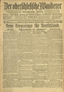 Der Oberschlesische Wanderer, 1920, Jg. 93, Nr. 145