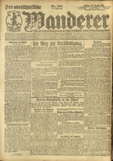 Der Oberschlesische Wanderer, 1920, Jg. 93, Nr. 197