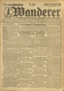 Der Oberschlesische Wanderer, 1920, Jg. 93, Nr. 225