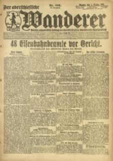 Der Oberschlesische Wanderer, 1920, Jg. 93, Nr. 229
