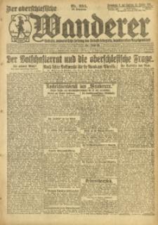 Der Oberschlesische Wanderer, 1920, Jg. 93, Nr. 234