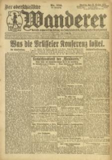 Der Oberschlesische Wanderer, 1920, Jg. 93, Nr. 236