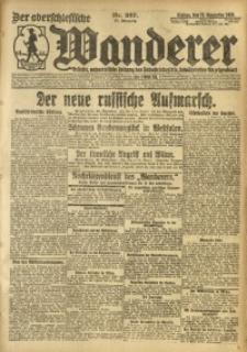 Der Oberschlesische Wanderer, 1920, Jg. 93, Nr. 267