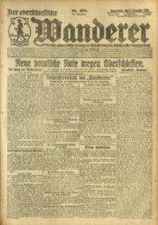 Der Oberschlesische Wanderer, 1920, Jg. 93, Nr. 278
