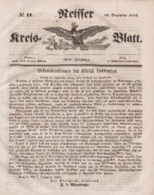 Neisser Kreis-Blatt, 1842, Jg. 1, nr11