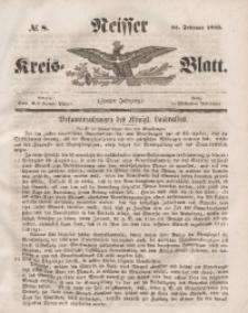Neisser Kreis-Blatt, 1843, Jg. 2, nr8