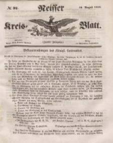 Neisser Kreis-Blatt, 1843, Jg. 2, nr32
