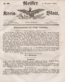 Neisser Kreis-Blatt, 1843, Jg. 2, nr49