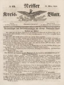 Neisser Kreis-Blatt, 1855, Jg. 14, nr12