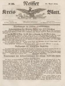 Neisser Kreis-Blatt, 1855, Jg. 14, nr16