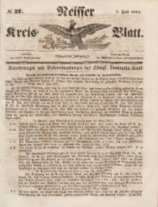 Neisser Kreis-Blatt, 1855, Jg. 14, nr27