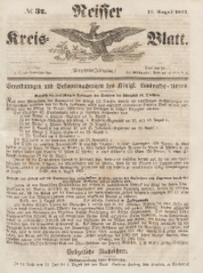 Neisser Kreis-Blatt, 1855, Jg. 14, nr32