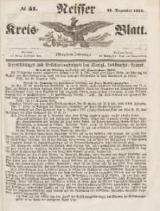 Neisser Kreis-Blatt, 1855, Jg. 14, nr51