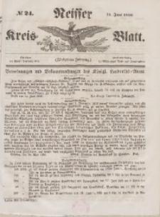 Neisser Kreis-Blatt, 1856, Jg. 15, nr24