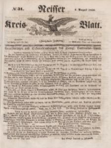 Neisser Kreis-Blatt, 1856, Jg. 15, nr31
