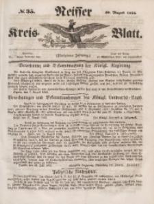 Neisser Kreis-Blatt, 1856, Jg. 15, nr35
