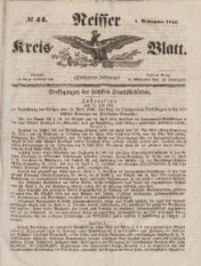 Neisser Kreis-Blatt, 1856, Jg. 15, nr44