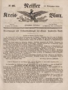 Neisser Kreis-Blatt, 1856, Jg. 15, nr46