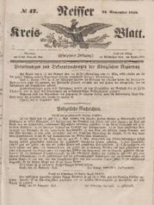 Neisser Kreis-Blatt, 1856, Jg. 15, nr47