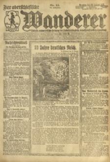 Der Oberschlesische Wanderer, 1921, Jg. 94, Nr. 13