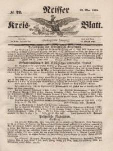Neisser Kreis-Blatt, 1858, Jg. 17, nr22