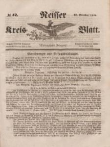 Neisser Kreis-Blatt, 1858, Jg. 17, nr42