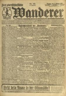 Der Oberschlesische Wanderer, 1921, Jg. 94, Nr. 30