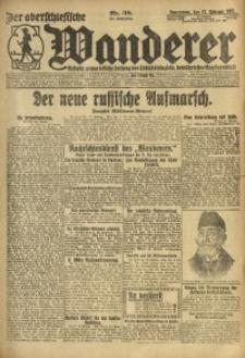 Der Oberschlesische Wanderer, 1921, Jg. 94, Nr. 38