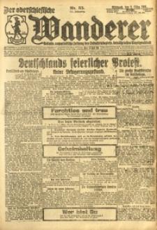 Der Oberschlesische Wanderer, 1921, Jg. 94, Nr. 55