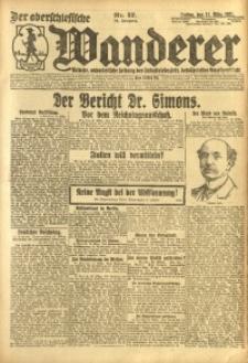 Der Oberschlesische Wanderer, 1921, Jg. 94, Nr. 57