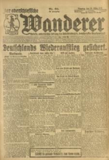 Der Oberschlesische Wanderer, 1921, Jg. 94, Nr. 60