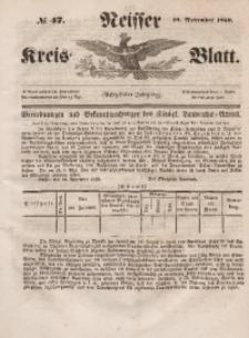 Neisser Kreis-Blatt, 1859, Jg. 18, nr47