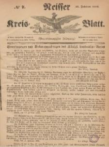 Neisser Kreis-Blatt, 1865, Jg. 24, nr7