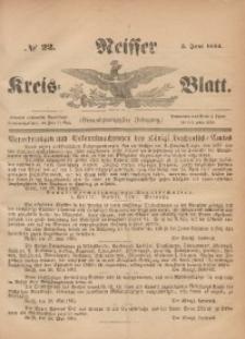 Neisser Kreis-Blatt, 1865, Jg. 24, nr22