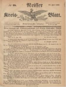 Neisser Kreis-Blatt, 1865, Jg. 24, nr29