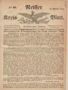 Neisser Kreis-Blatt, 1865, Jg. 24, nr42