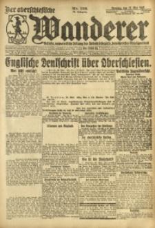 Der Oberschlesische Wanderer, 1921, Jg. 94, Nr. 110