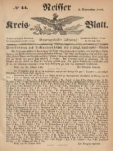 Neisser Kreis-Blatt, 1865, Jg. 24, nr44