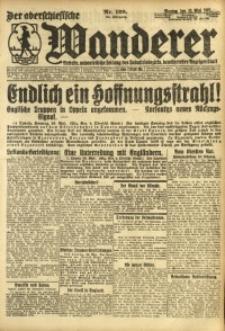 Der Oberschlesische Wanderer, 1921, Jg. 94, Nr. 120