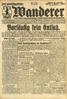 Der Oberschlesische Wanderer, 1921, Jg. 94, Nr. 122