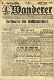 Der Oberschesische Wanderer, 1921, Jg. 94, Nr. 125