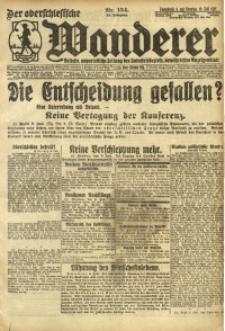 Der Oberschlesische Wanderer, 1921, Jg. 94, Nr. 154