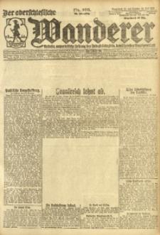 Der Oberschlesische Wanderer, 1921, Jg. 94, Nr. 166
