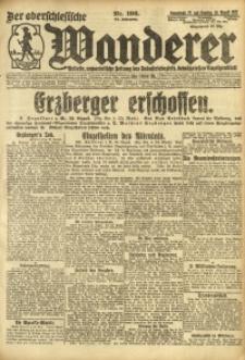 Der Oberschlesische Wanderer, 1921, Jg. 94, Nr. 196