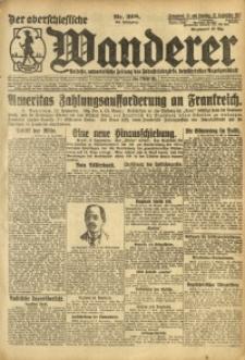 Der Oberschlesische Wanderer, 1921, Jg. 94, Nr. 208