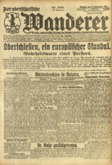 Der Oberschesische Wanderer, 1921, Jg. 94, Nr. 209