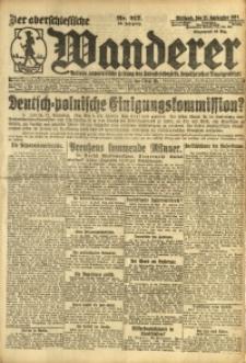 Der Oberschlesische Wanderer, 1921, Jg. 94, Nr. 217